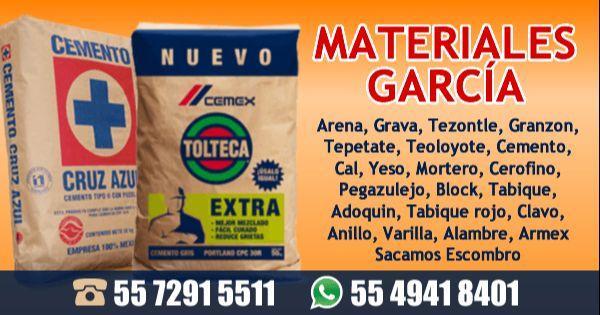 Materiales García