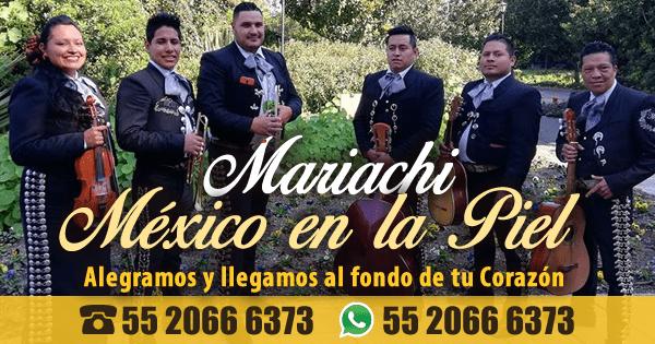 Mariachi México en la Piel