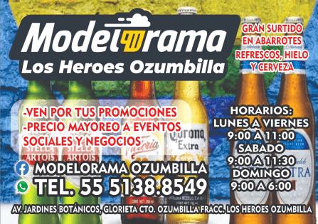Modelorama Heroes Ozumbilla