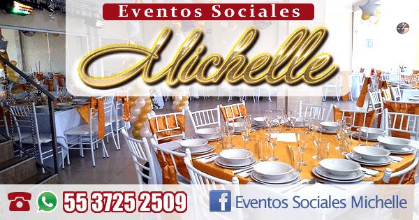 Eventos Sociales Michelle