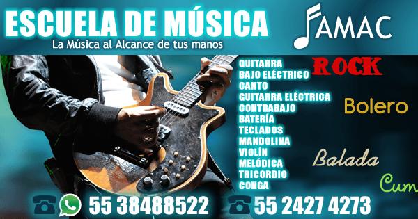FAMAC Formación Artistica Musical A.C.