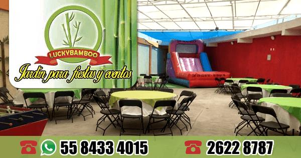 Jardín de Fiestas y Eventos Lucky Bamboo