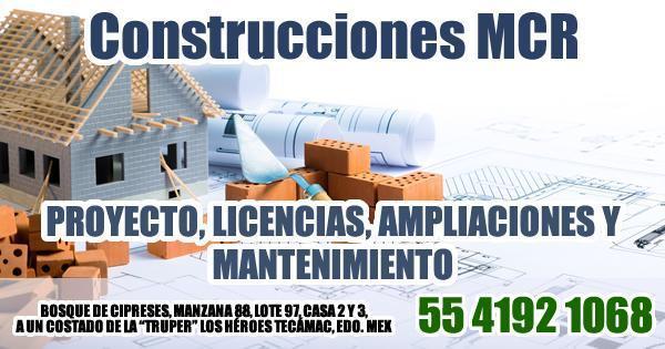 Construcciones MCR