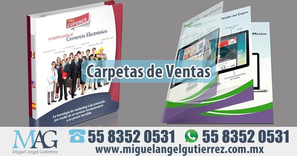 Carpetas de Ventas