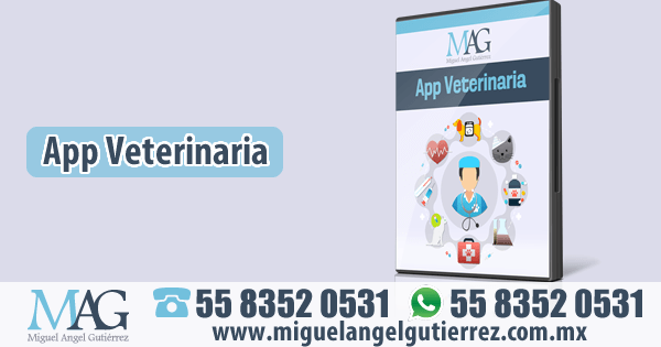 Aplicación para Veterinarias