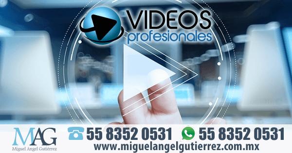 Desarrollo de Videos Porfesionales
