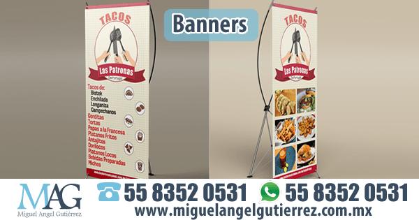 Impresión de Banners
