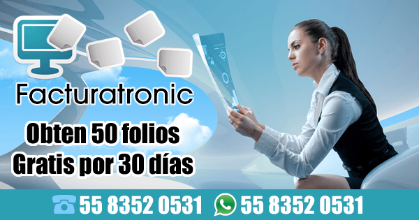 Factura Electrónica - Facturatronic
