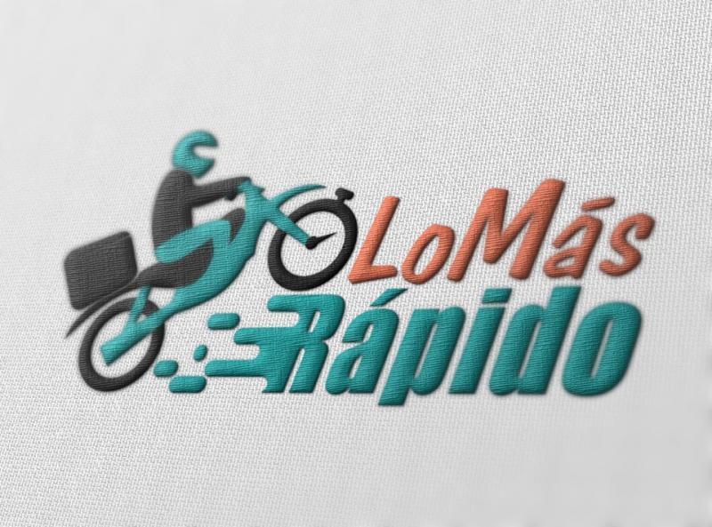 Diseño de Logo Mensajería