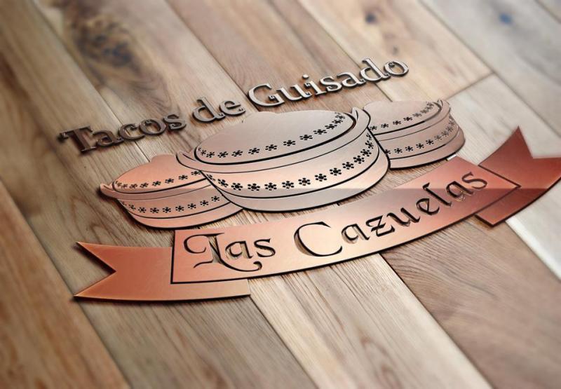 Diseño de Logo Comida y Banquetes