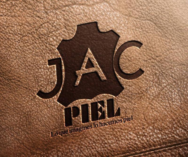 Diseño de Logo Productos de Piel