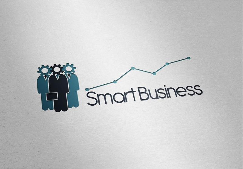 Diseño de Logo Aplicación de Negocios