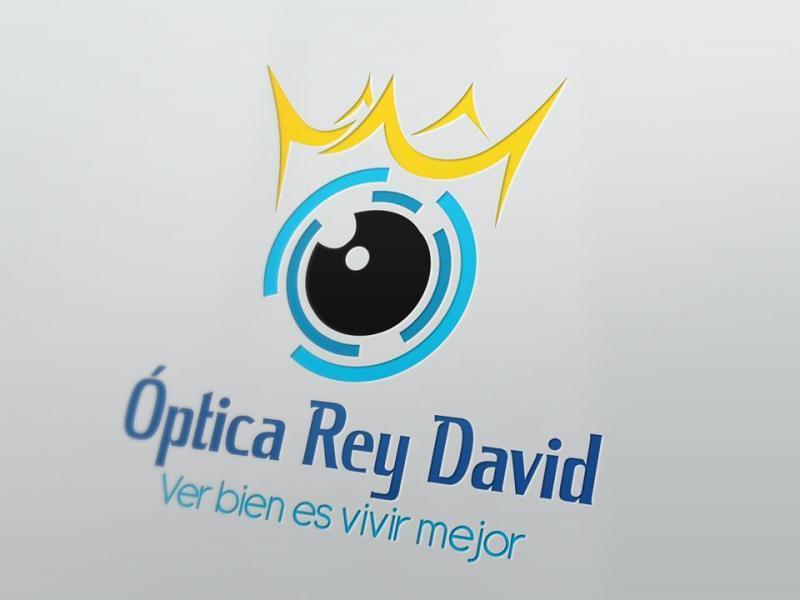 Diseño de Logo Optica