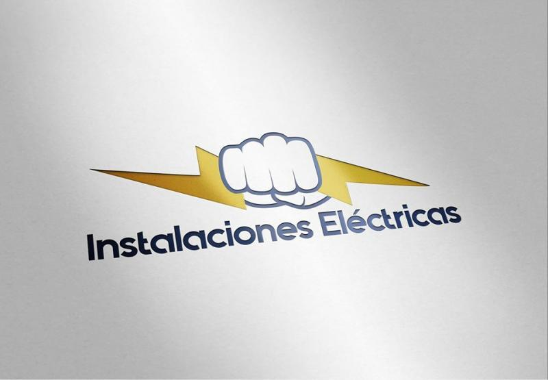 Diseño de Logo Electricista