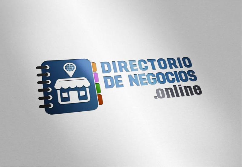 Diseño de Logo Directorio de Negocios