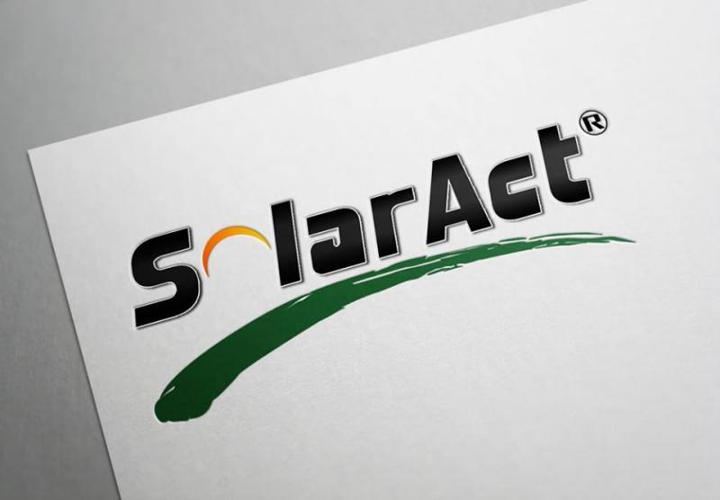 Diseño de Logo Energía Solar