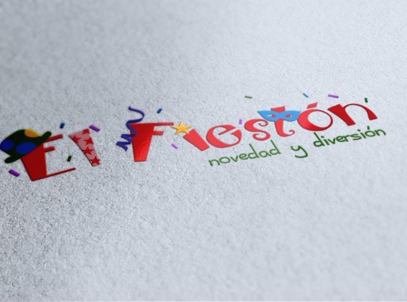 Diseño de Logo Artículos para Fiestas