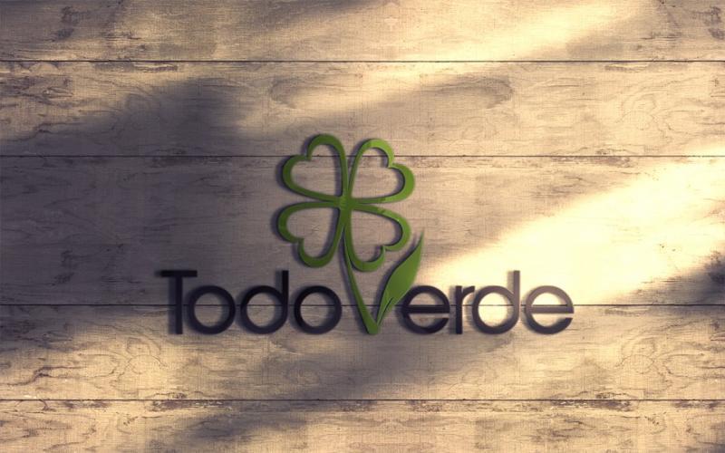 Diseño de Logo Florería