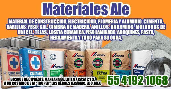 Materiales Ale