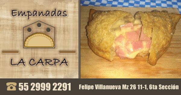 Empanadas  La Carpa