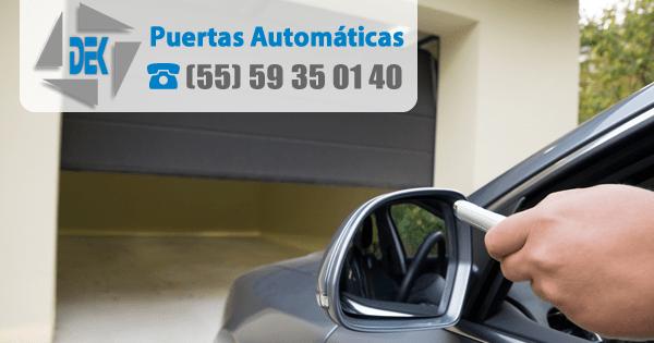 DEK Puertas Automáticas.