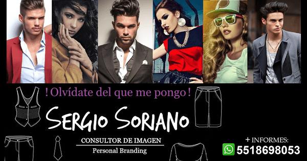 Sergio Soriano - Consultor de Imagen